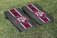 Texas A&M Aggies Onyx Stained Cornhole Game Set