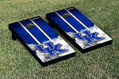 Kentucky Wildcats Cornhole Game Set Vintage Version 1