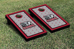 Alabama Crimson Tide Cornhole Game Set Border Version 2
