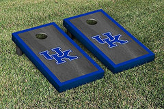 Kentucky Wildcats Cornhole Game Set Onyx Border Version