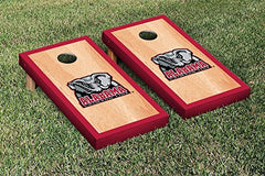 Alabama Crimson Tide Cornhole Game Set Hardcourt Version