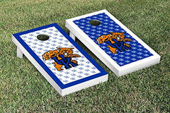 Kentucky Wildcats Cornhole Game Set Border Version 2