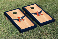 Auburn Tigers Cornhole Game Set Hardcourt Border Version College Vault