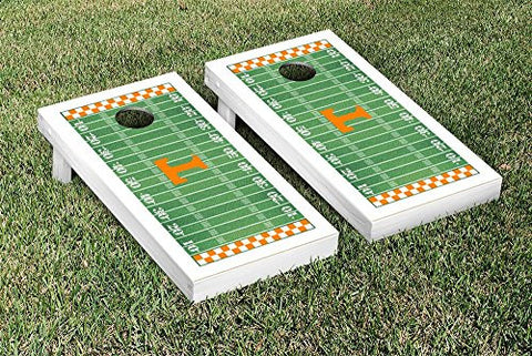 Picture of Tennessee Volunteers Cornhole Game Set Football Field Version