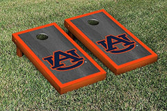 Auburn Tigers Cornhole Game Set Onyx Border Version