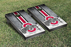 Ohio State Buckeyes Cornhole Game Set Vintage Version