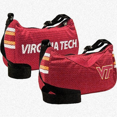Virginia Tech Hokies Jersey Purse