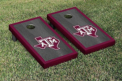 Texas A&M Aggies Cornhole Game Set Onyx Border Version