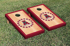 Alabama Crimson Tide Cornhole Game Set Harcourt Border Version College Vault