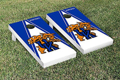 Kentucky Wildcats Cornhole Game Set Triangle Version 2