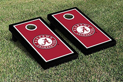 Alabama Crimson Tide Cornhole Game Set Border Version
