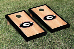 Georgia Bulldogs Cornhole Game Set Hardcourt Version