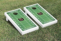 South Carolina Gamecocks Cornhole Game Set Football Field Version