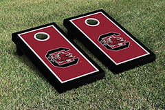 South Carolina Gamecocks Cornhole Game Set Border Version 1
