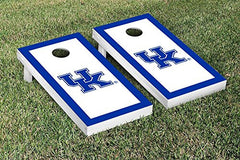 Kentucky Wildcats Cornhole Game Set Border Version 1