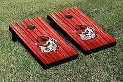 Georgia Bulldogs Cornhole Game Set Weathered Version