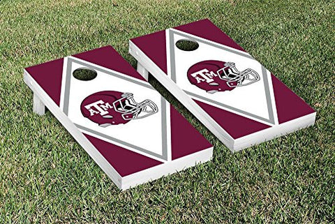 Picture of Texas A&M Aggies Diamond Cornhole Game Set