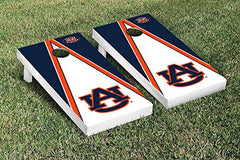 Auburn Tigers Cornhole Game Set Triangle Version