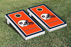 Auburn Tigers Cornhole Game Set Border Version
