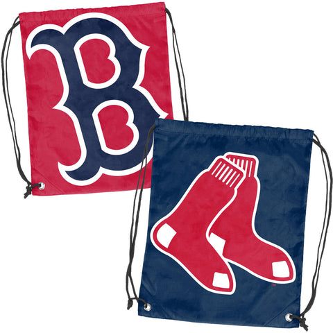 Picture of Boston Red Sox Doubleheader Drawstring Backsack