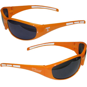 Tennessee Volunteers Wrap Sunglasses - FREE Storage Bag Included