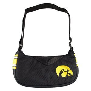 Iowa Hawkeyes Jersey Purse