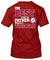 Alabama Crimson Tide Best Dad Father's Day Tshirt