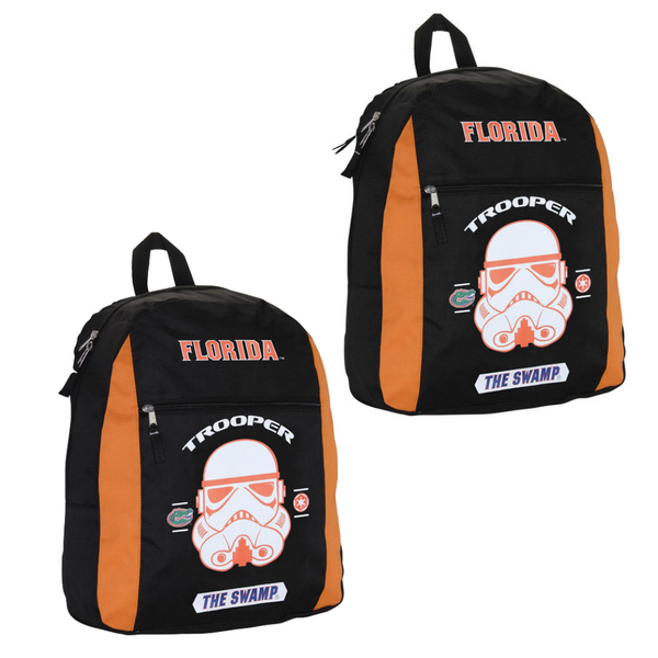 Florida Gators Star Wars Combo Canvas Backpack