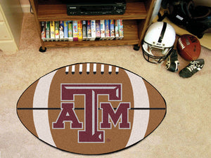 Texas A&M Aggies Football Mat
