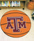 Texas A&M Aggies Basketball Mat