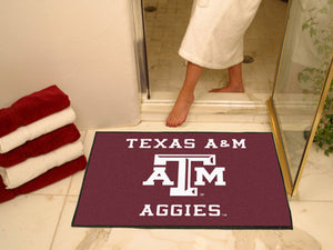 Texas A&M Aggies All Star Mat