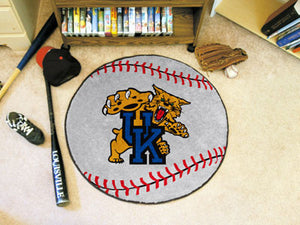 Kentucky Wildcats Baseball Mat