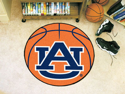 Picture of Auburn Tigers Basketball Mat