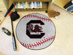 South Carolina Gamecocks Baseball Mat