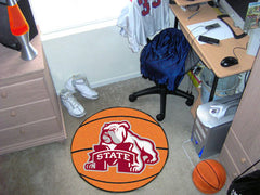 Mississippi State Bulldogs Basketball Mat