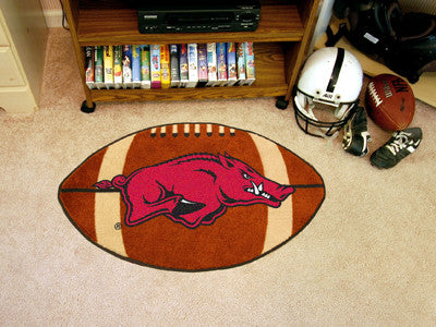 Picture of Arkansas Razorbacks Football Mat