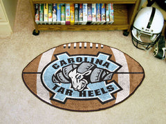 North Carolina Tar Heels Football Mat