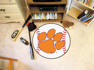 Picture of Clemson Tigers Baseball Mat