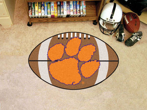 Clemson Tigers Football Mat