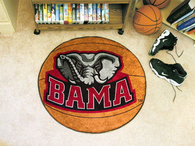 Picture of Alabama Crimson Tide Basketball Mat
