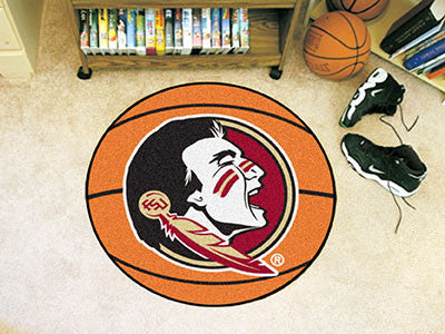 Picture of Florida State Seminoles Basketball Mat