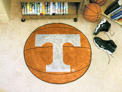 Tennessee Volunteers Basketball Mat