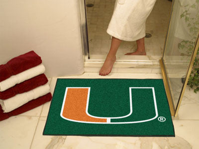 Miami Hurricanes All Star Mat