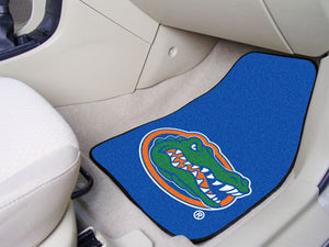 Florida Gators 2-Pc Carpet Car Mat Set