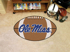 Ole Miss Rebels Football Mat