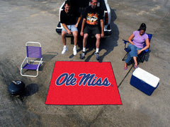 Ole Miss Rebels Tailgater Mat