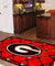 Georgia Bulldogs 5X8 Rug