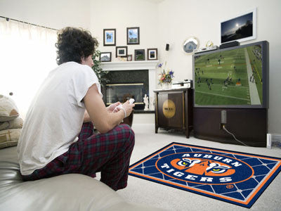 Picture of Auburn Tigers 4X6 Rug