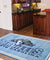 North Carolina Tar Heels 5X8 Rug