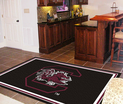South Carolina Gamecocks 5X8 Rug